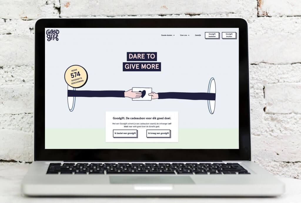 Goodgifts website