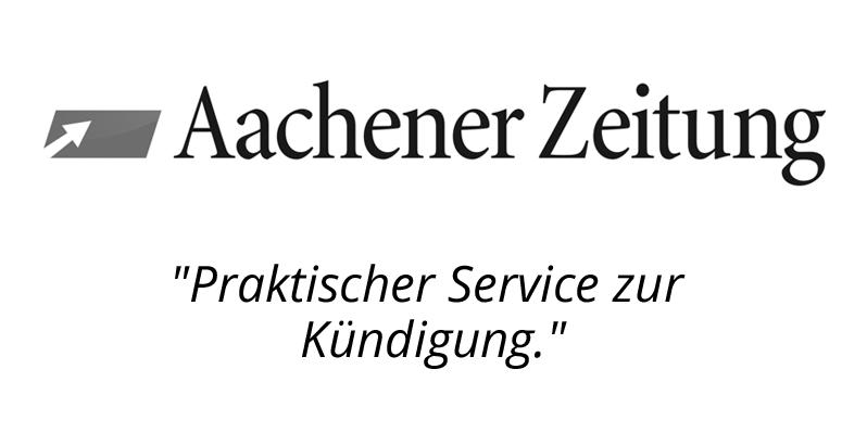 aachener - Bahncard Kundigen Muster