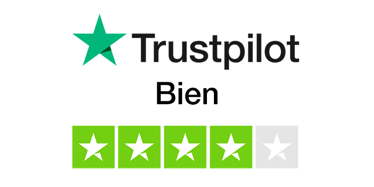 Trustpilot review French