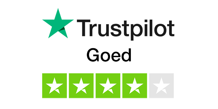 Trustpilot review Dutch